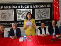 "CHP'li Kadınlardan ""İstismar"" Raporuna Tepki"
