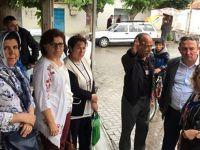 Milliyetçi Hareket Partisi Kadınları Mağdur Aileye Sahip Çıktı