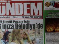 Akhisar Gündem Gazetesi 28 Mayıs 2016