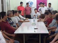 Akhisar Anadolu Gençlik İstanbul'un Fethine katıldı