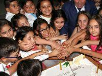 Ahmet Vehbi Bakırlıoğlu (Gazi) İlkokulu 4.Sınıf B Grubu Mezuniyet Gecesi