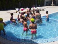 Palm City Hotel'de Yüzme Kursları Başladı