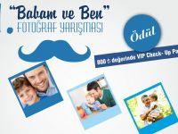 """Özel Akhisar Hastanesi """"1. Babam ve Ben"""" Konulu Fotoğraf Yarışması"""