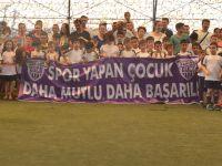 ATD Akhisargücü Futbol Yaz Okulu Start Verdi