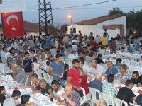 Akhisar'da 5. Geleneksel Somuncu Baba İftar Programı