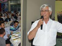 CHP'liler Gençlik Kolları iftarında buluştu