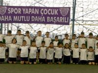 ATD Akhisargücü Futbol Yaz Okulu Top Başı Yaptı