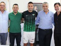 Akhisar Belediyespor Miguel Lopes ile Anlaştı