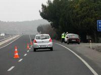 Bayramda, 10 kilometrede bir trafik ekibi olacak