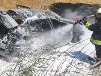 Akhisar-Gölmarmara Arasında Kaza 1 Yaralı