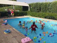Minikler Yüzmeye, Ege Yüzme Akademiyle Merhaba Dedi