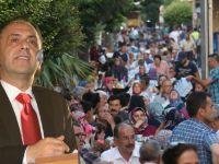 ATSO, Tahir Ün caddesinde 5 bin kişilik dev iftar verdi
