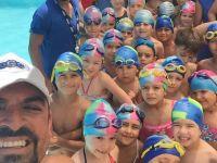 Ege Yüzme Akademide 2. Tur Yüzme Kurslarının İlk Haftası Tamamlandı