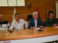 Akhisar Belediye Meclisi'nden Ortak Basın Açıklaması