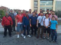 Akhisarlı Yağlı Güreşçiler Kırkpınar'a gitti