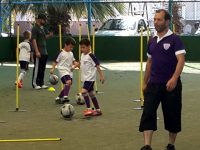 ATD Akhisargücü Futbol Yaz Okulu Çalışmalarına Ara Vermeden Devam Ediyor