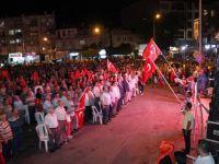 Demokrasi Nöbetinde 9. Gün Geride Kaldı