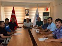 Esnaf Oda Başkanları, Ortak Basın Açıklaması Yaptı