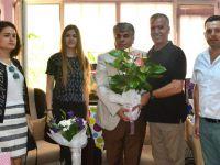 Ahmet Akbuğa, 24 Temmuz Gazeteciler ve Basın Bayramını Kutladı