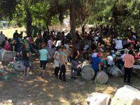 Akhisar'da bir günde 17 ülkeden 285 turist geldi