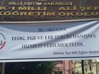 YGS ve LYS Tercih Büroları Kuruldu
