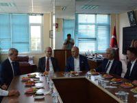 Manisa Valisi Güvençer'den Borsaya Ziyaret