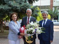 Vali Güvençer'den Akhisar'a Ziyaret