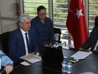 Akhisar Zeytin İhtisas OSB, Yeni Vali Güvençer eşliğinde toplandı