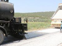 Büyükşehir Asfaltta Hız Kesmiyor