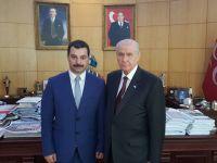 MHP Manisa İl Başkanı Erkan Öztürk Oldu