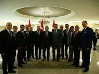 Akhisar iş dünyası Ankara zirvesinde