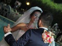 Burcu ve Mehmet Mutluluğa İmza Attı