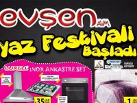 Evşen AVM'de Yaz Festivali başladı