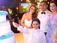 Türkoğlu ailesinin oğlu Utku'nun muhteşem sünnet şöleni