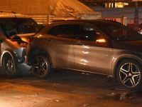 Akhisar'da zincirleme kaza; 6 yaralı
