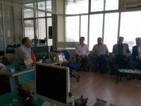 Belediye Başkanı Salih Hızlı'dan Pazarcılar Odasına Ziyaret