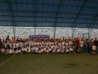 ATD Akhisargücü Futbol Yaz Okulu Sertifika Töreni