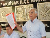 CHP Akhisar ilçe teşkilatı, saldırıyı kınadı