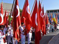 Akhisar'da 30 Ağustos Zafer Bayramı 94. yılı kutlandı