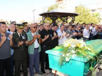 Başkan Ergün çınarını, Manisa 'Cemal Amca'sını kaybetti