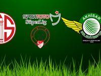 Antalyaspor, Akhisarspor maçının bilet fiyatlarını açıkladı