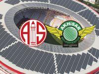 Süper Lig'de 5. hafta perdesi Antalyaspor ile Akhisar Belediyespor maçı ile açılacak