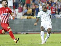 Antalyaspor:0 Akhisar Belediyespor:0