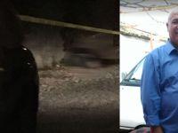 Akhisar'da oğlu babasını sokak ortasında vurdu