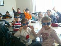 Merkez Amerikan Kültür Dil Okulundan çocuklar için İngilizce