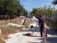 Atatürk Mahallesi'ne ek kanalizasyon hattı