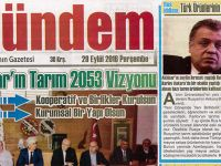 Akhisar Gündem Gazetesi 29 Eylül 2016