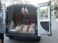 Zabıta, seyyar ekmek satıcılarına geçit vermedi