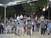 Huzurevinde 1 Ekim Dünya yaşlılar günü kutlandı