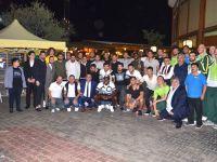 ATSO, Borsa ve Topi Kardeşler, Akhisarspor'a akşam yemeği verdiler